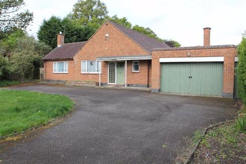 3 bedroom bungalow for sale - Stoughton Road, Oadby, Leicester
