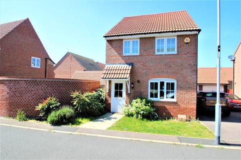 3 bedroom detached house for sale - May Drive, Glenfield, Leicester LE3