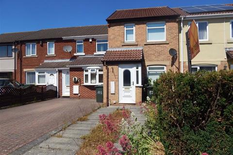 2 bedroom terraced house to rent - Ribblesdale, Hadrian Lodge West, Wallsend