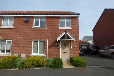 4 bedroom semi-detached house to rent - Shareford Way, Cranbrook