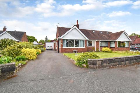 2 bedroom semi-detached bungalow for sale - Cornwall Close, Congleton