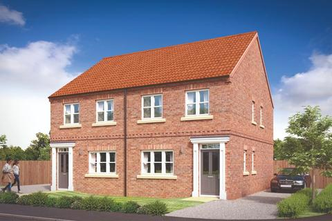 3 bedroom semi-detached house for sale - The Laurels, Barlby, Selby