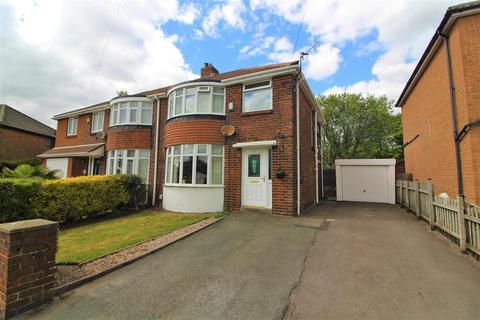 3 bedroom semi-detached house for sale - Mount Avenue, Mount, Huddersfield, HD3 3XS