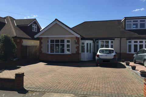 2 bedroom semi-detached bungalow for sale - Clayton Avenue, Upminster, Essex, RM14