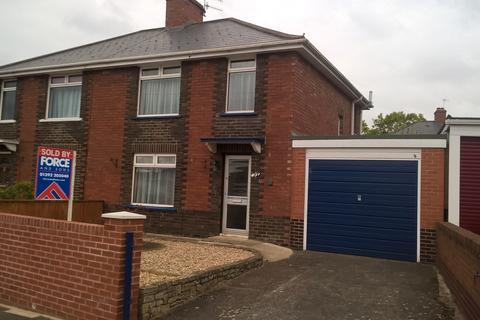 3 bedroom semi-detached house to rent - Attywll Avenue , Exeter  EX2