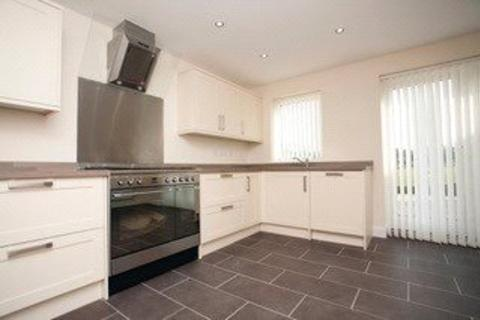 4 bedroom terraced house to rent - Sangha Close, Leicester, Leicestershire, LE3