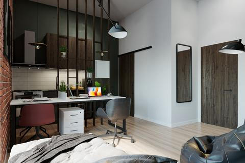 Studio for sale - The Mill at Aspen Woolf, The Mill, Chapel Lane LA2