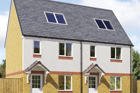 3 bedroom terraced house for sale - Plot 77, The Brodick  at Clyde Shores, Dalry Road (B714) KA21