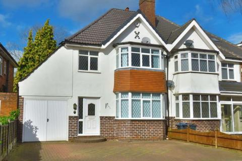 3 bedroom semi-detached house for sale - Wycome Road, Hall Green, B28 9EL