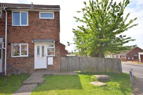 2 bedroom end of terrace house to rent - Swallowdale Road, Melton Mowbray, Leicestershire