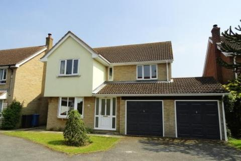 4 bedroom detached house to rent - Holbrook Close, Great Waldingfield