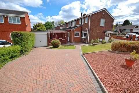 3 bedroom semi-detached house for sale - Limecrag Avenue, Gilesgate Moor, Durham