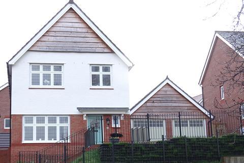 3 bedroom detached house for sale - Hughes Gardens, Bideford EX39