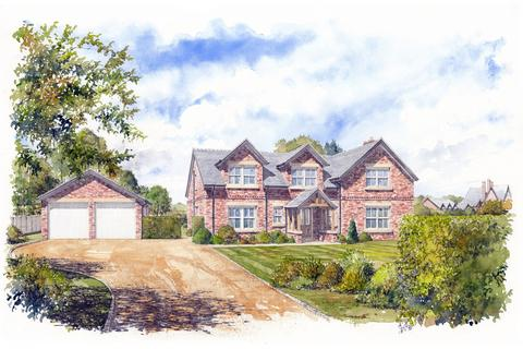 4 bedroom house for sale - 4 bedroom House New Build in Wettenhall