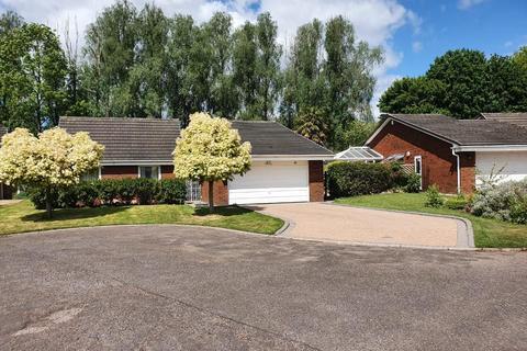 4 bedroom detached bungalow for sale - Cadshaw Close, Locking Stumps, Birchwood, Warrington, WA3 7LR