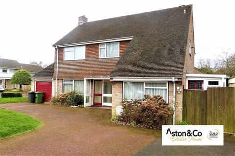 4 bedroom detached house for sale - Morland Avenue, Stoneygate, Leicester LE2