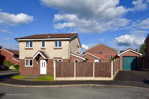 3 bedroom detached house for sale - Hickton Drive, Altrincham, WA14
