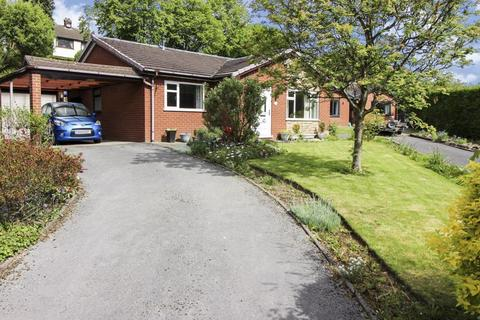 3 bedroom detached bungalow for sale - The Dingle, Brown Edge, Staffordshire Moorlands, ST6