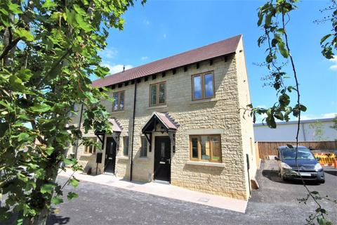 3 bedroom townhouse for sale - Hillview Close, Bishops Cleeve, Cheltenham, GL52