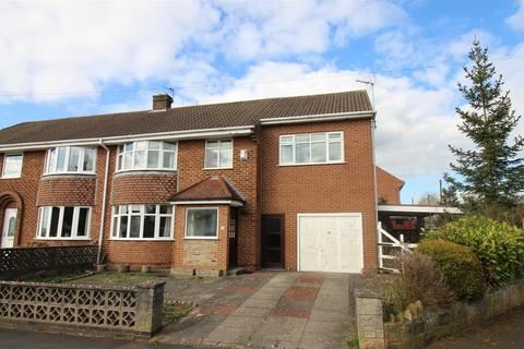 5 bedroom semi-detached house for sale - Askerfield Avenue, Allestree, Derby
