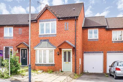 3 bedroom end of terrace house for sale - Parish End, Leamington Spa