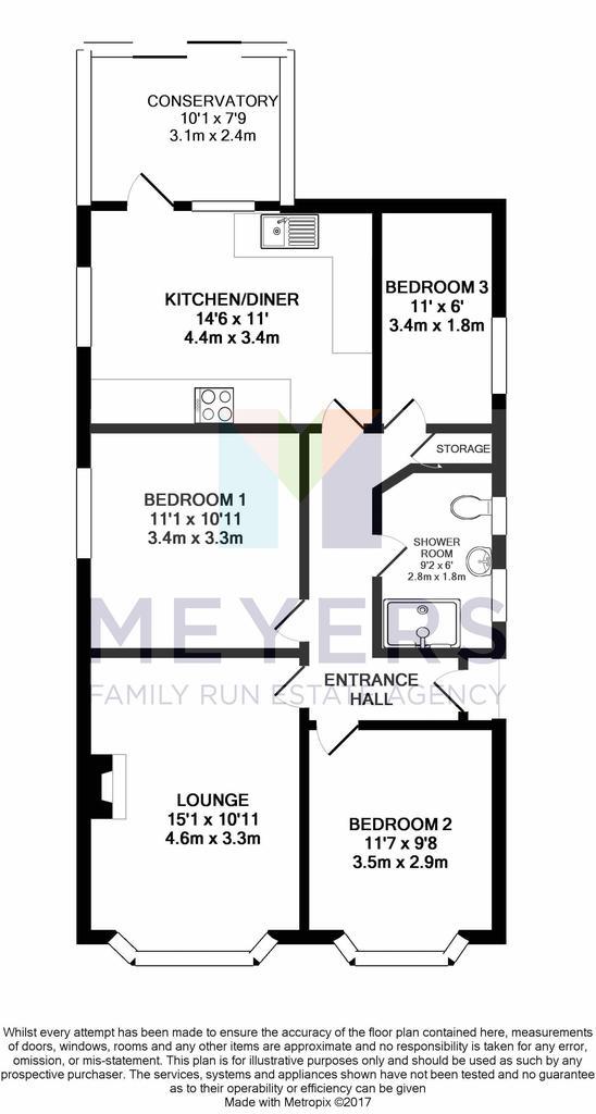 Floorplan 2 of 3: BW Floorplan