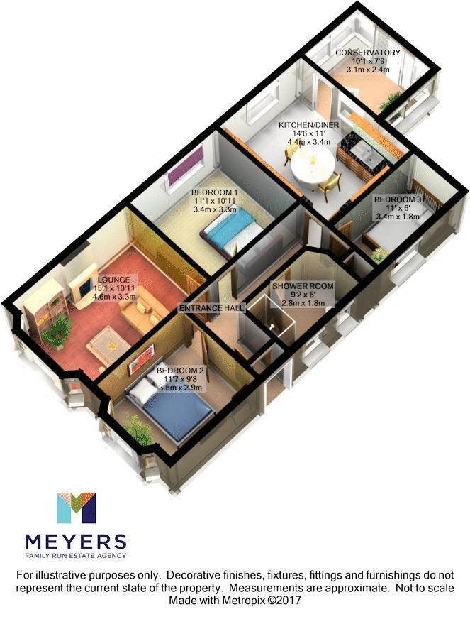 Floorplan 3 of 3: 3d Floorplan