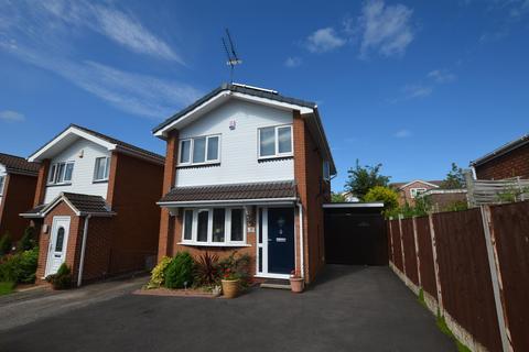 3 bedroom detached house for sale - Tiverton Close, Mickleover, Derby