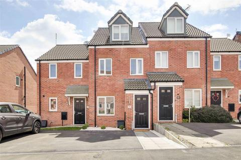 3 bedroom townhouse for sale - Lewis Crescent, Annesley, Nottinghamshire, NG15 0EJ