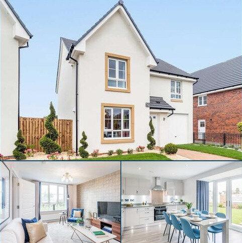 4 bedroom detached house for sale - Plot 187, Dunbar at The Limes, Clippens Drive, Edinburgh, EDINBURGH EH17