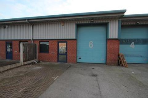 Industrial unit to rent - Unit 6 Beacon Court, New Ollerton, Newark, Nottinghamshire, NG22 9QL