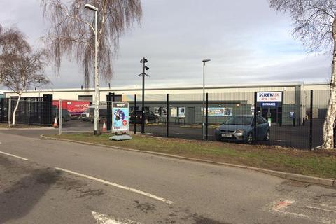 Industrial unit to rent - Unit 4, Hallcroft Trade Centre, Hallcroft Road, Retford, Nottinghamshire