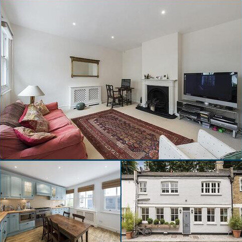 2 bedroom mews to rent - Elm Park Lane, Chelsea, London, SW3