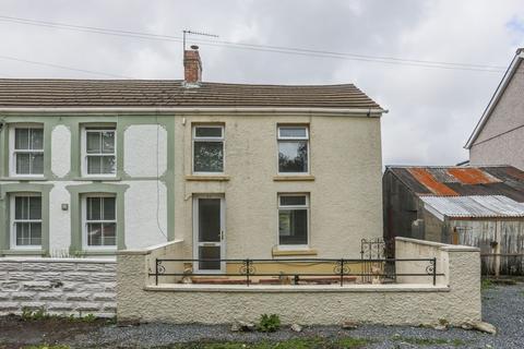 3 bedroom semi-detached house for sale - Heol Rhyd Ddu Fach, Cwmllynfell, Swansea, West Glamorgan, SA9 2WB
