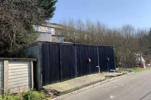 Land for sale - Storage Units and Land at, Church Terrace, Nantymoel, Bridgend, CF32 7PE