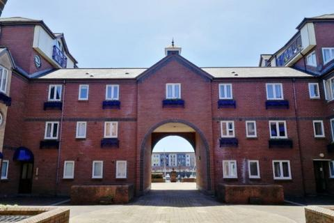 1 bedroom apartment to rent - Monmouth House, Marina, Swansea. SA1 1WD