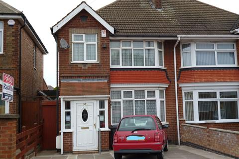 3 bedroom semi-detached house for sale - Woodbridge Road, Leicester, LE4