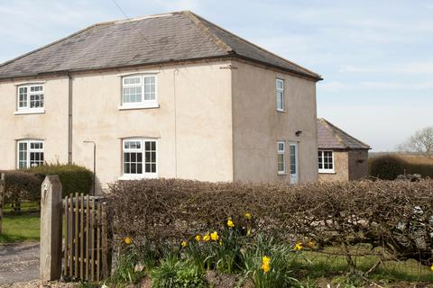 2 bedroom semi-detached house to rent - Home Farm Cottage, Louth Road, Hainton, NR Market Rasen LN8