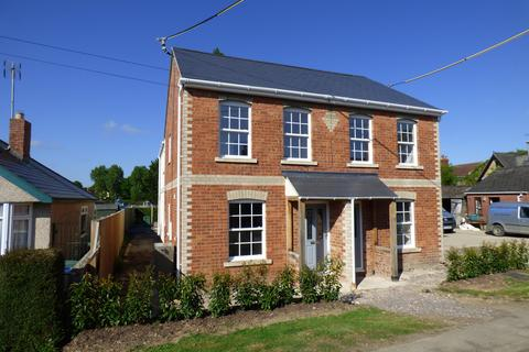 2 bedroom semi-detached house for sale - Silver Street, Minety, Wiltshire