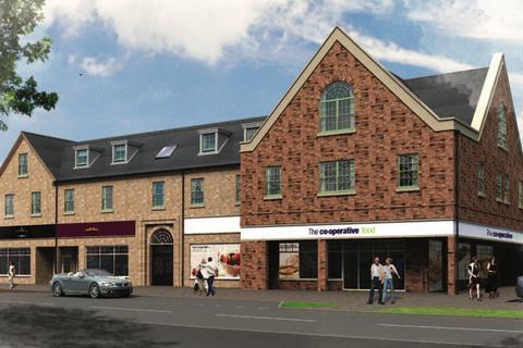 2 bedroom apartment to rent - Plot 3, Victory House, Brampton Park