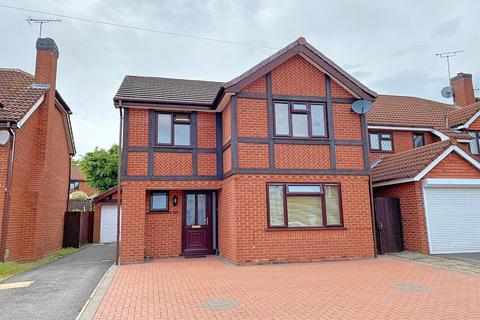4 bedroom detached house for sale - Neville Road, Western Park