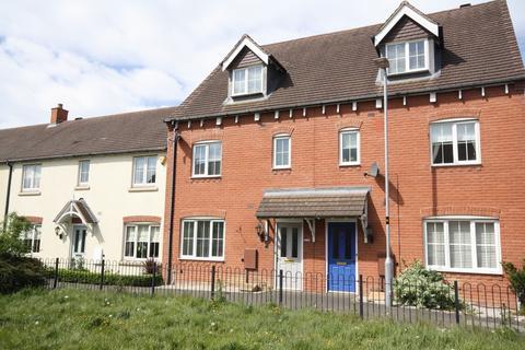 4 bedroom terraced house to rent - Applebees Walk, Hinckley