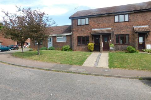 2 bedroom terraced house for sale - Semer Close, Stowmarket