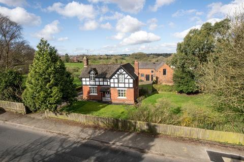 3 bedroom detached house for sale - Cuddington, Northwich, Cheshire