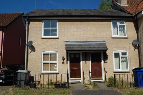 2 bedroom terraced house to rent - Tannery Drive, Bury St Edmunds, Suffolk, IP33