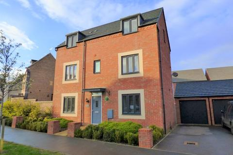 4 bedroom detached house for sale - Balmoral Close, Northampton