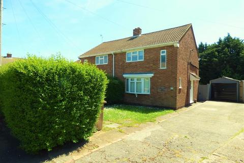 3 bedroom semi-detached house to rent - Gresham Close, Luton, Bedfordshire, LU2 9HJ