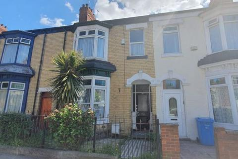 4 bedroom terraced house to rent - Park Grove, Hull