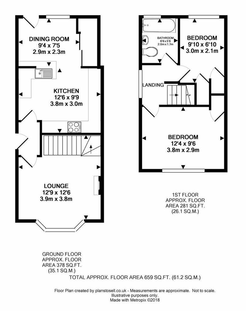 Floorplan 2 of 2: 8 Pen YBryn LL129 NQ print.JPG