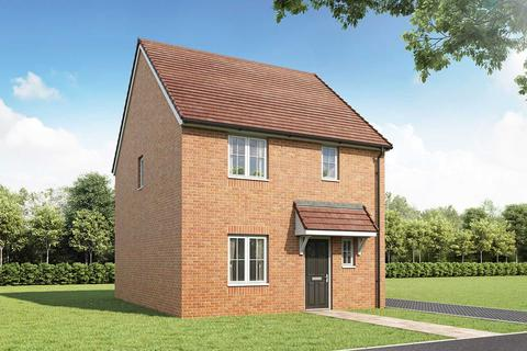 Linden Homes - Walkmill Place - Plot 254, The Rufford at Norton Hall Meadow, Norton Hall Lane, Norton Canes WS11